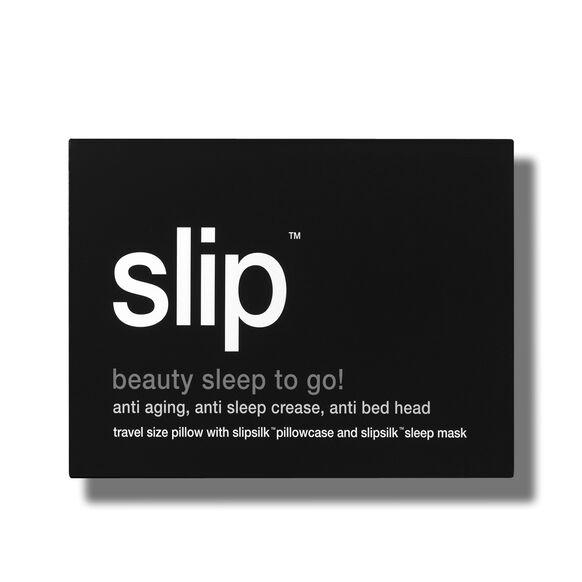 Beauty Sleep on the Go! Travel Set - Black, BLACK, large, image4