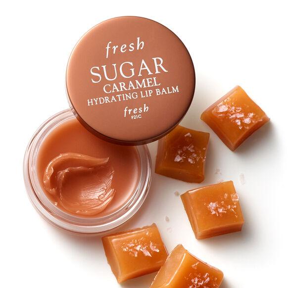 Sugar Hydrating Lip Balm, Caramel, large, image3