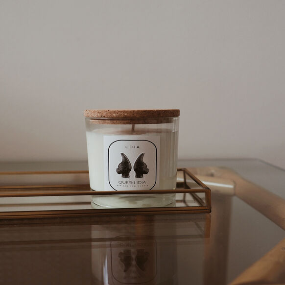 Queen Idia Candle, , large, image5