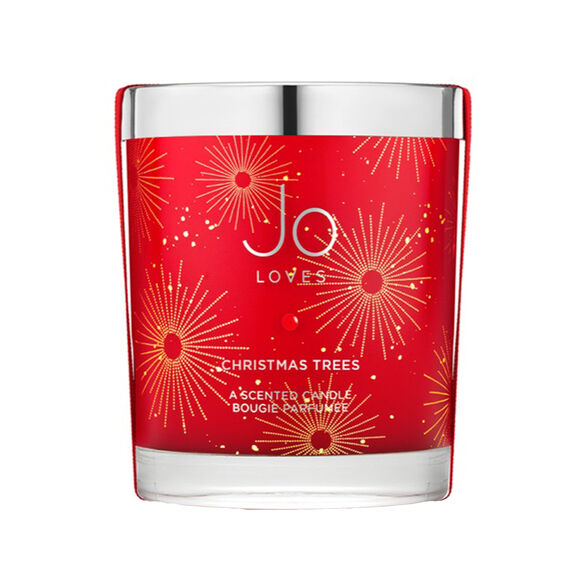 Christmas Trees A Home Candle, , large, image1
