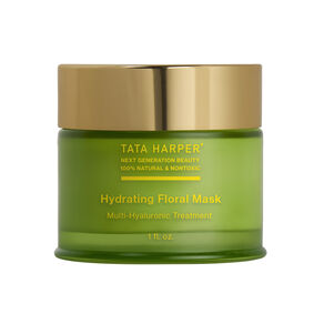 Hydrating Floral Mask