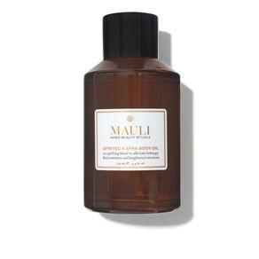 Spirited Body Oil