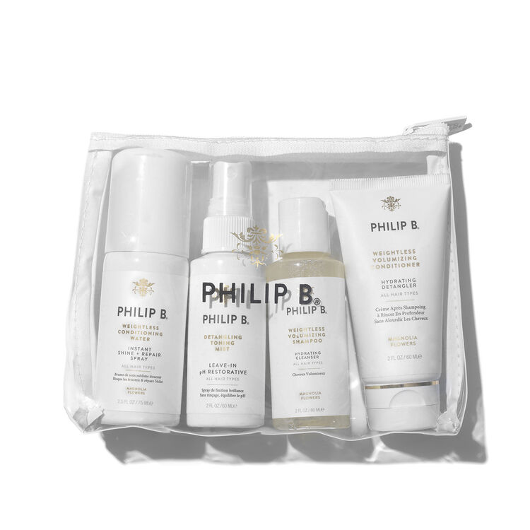 Philip B X Space NK Weightless Travel Set, , large