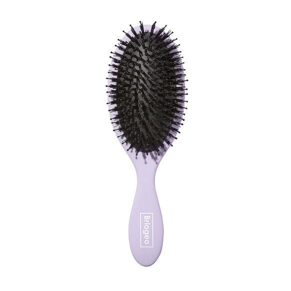 Vegan Boar Bristle Hair Brush, , large, image1