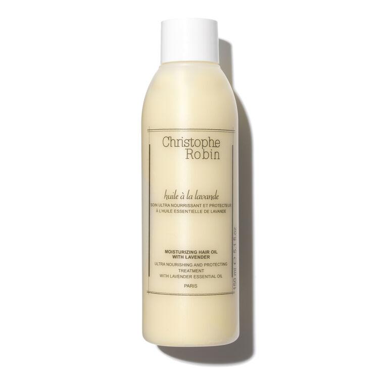 Moisturising Hair Oil with Lavender, , large