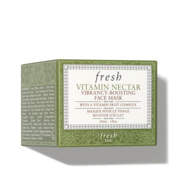Vitamin Nectar Vibrancy-Boosting Face Mask, , large, image4