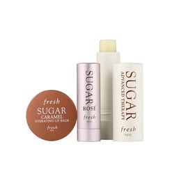 Sugar Lip Balm Trio Gift Set, , large