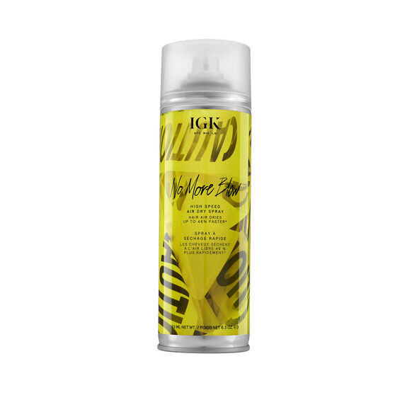 No More Blow Air Dry Spray, , large, image1