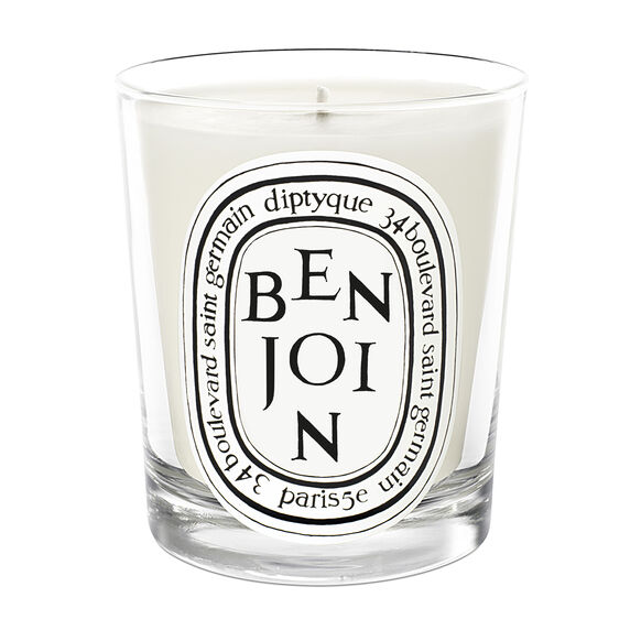Benjoin Scented Candle 190g, , large, image1