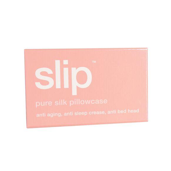 Silk Pillowcase - Queen Standard, PINK, large, image3