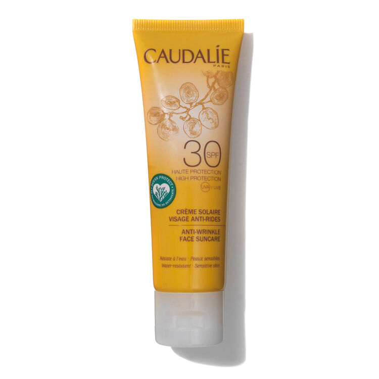 Anti-Wrinkle Face Suncare SPF30, , large