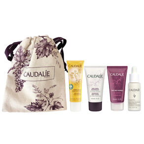 Receive when you spend €70 on Caudalie