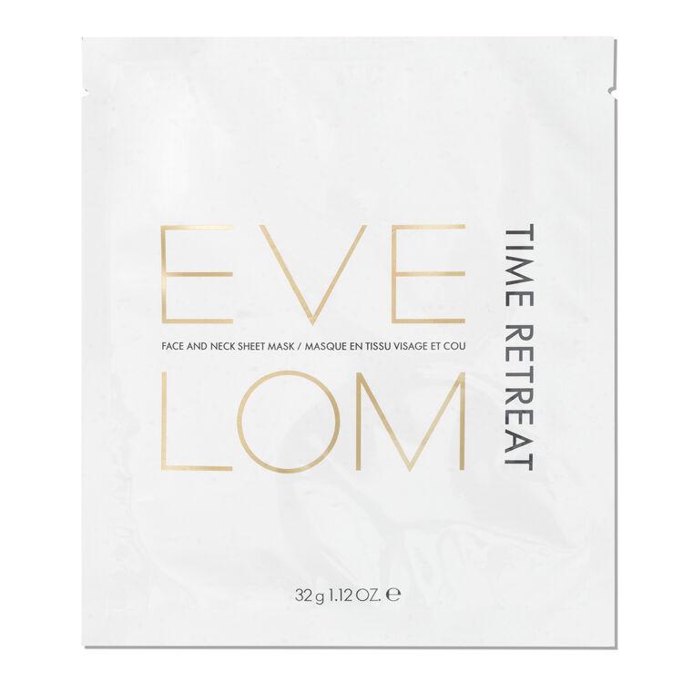 Time Retreat Sheet Mask, , large