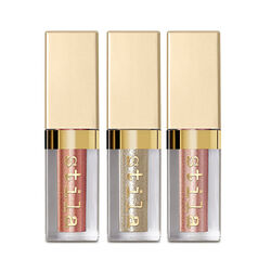 Iridescent Glitter & Glow Duo Chrome Liquid Eyeshadow Set, , large