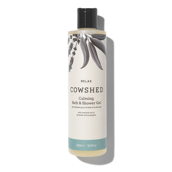 Relax Calming Bath & Shower Gel, , large, image1