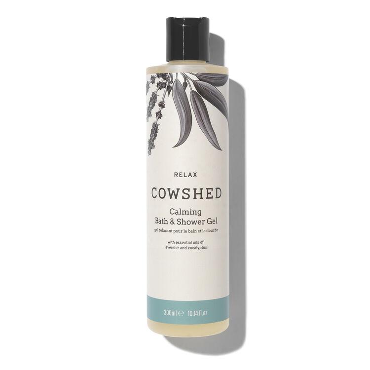 Relax Calming Bath & Shower Gel, , large