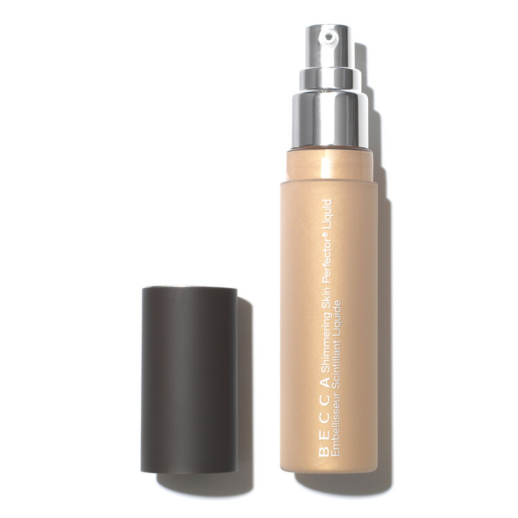 Shimmering Skin Perfector Liquid Highlighter, CHAMPAGNE POP, large
