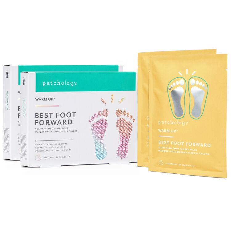 Best Foot Forward Softening Foot & Heel Mask, , large