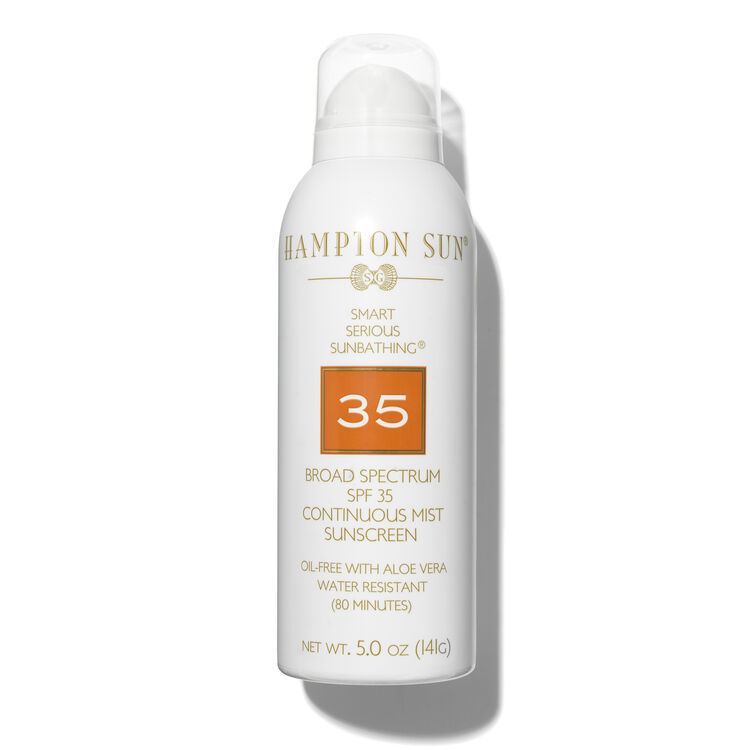 Continuous Mist Sunscreen SPF35, , large