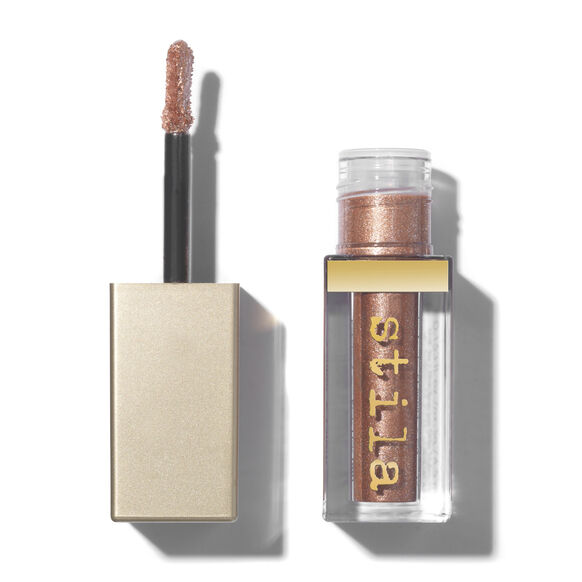 Magnificent Metals Glitter & Glow Liquid Eye Shadow, ROSE GOLD RETRO, large, image2