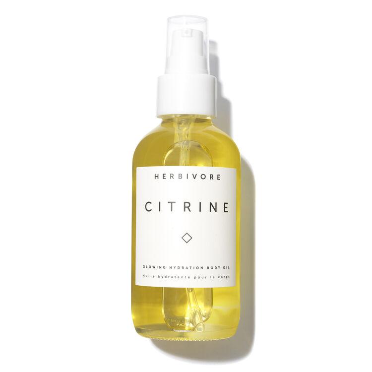 Citrine Body Oil, , large