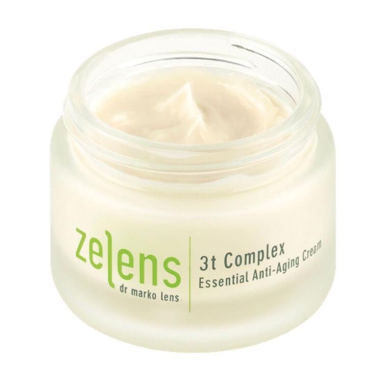 3t Complex Essential Anti-Aging Cream, , large