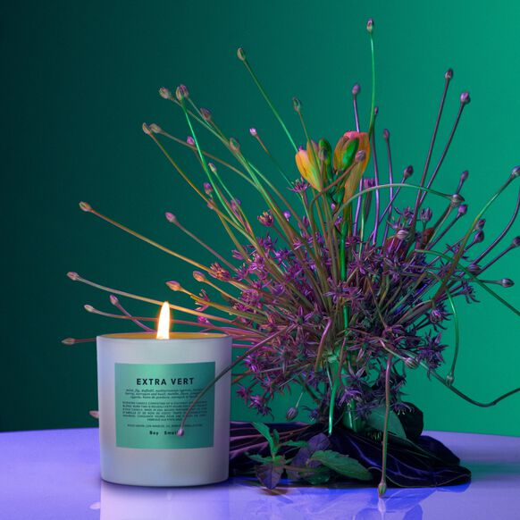 Extra Vert Pride Candle, , large, image3