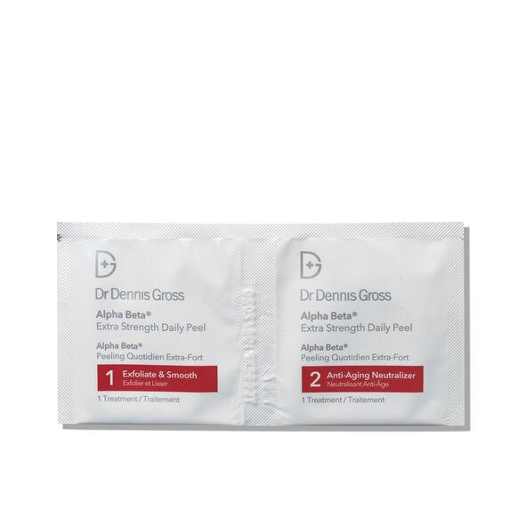 Chinese New Year Alpha Beta Extra Strength Peel, , large, image1