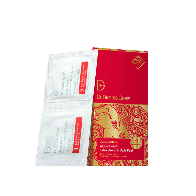 Chinese New Year Alpha Beta Extra Strength Peel, , large