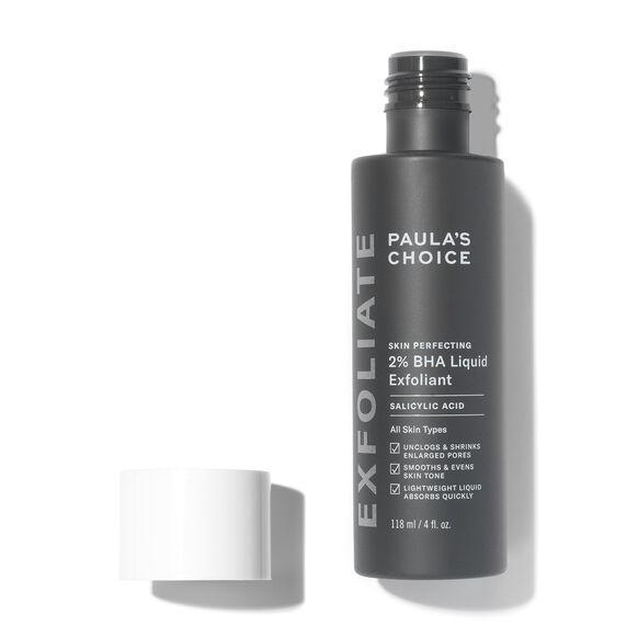Skin Perfecting 2% BHA Liquid Exfoliant, , large, image2