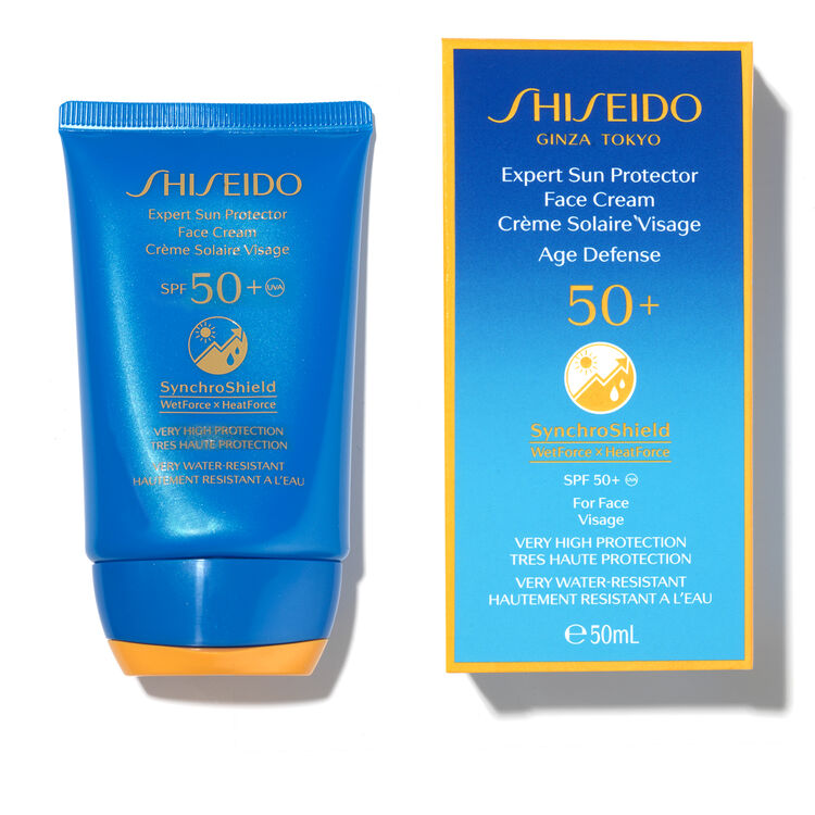 Expert Sun Protector Face Cream SPF50+, , large