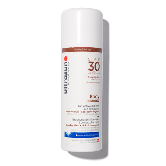 Body Tan Activator SPF 30, , large, image1