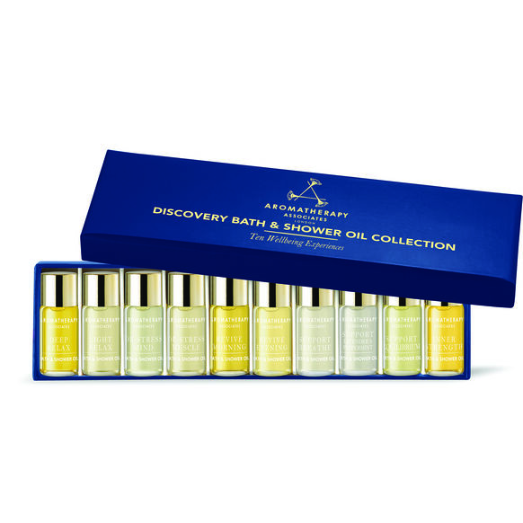 10 x 3ml Discovery Bath & Shower Oil Collection, , large, image2