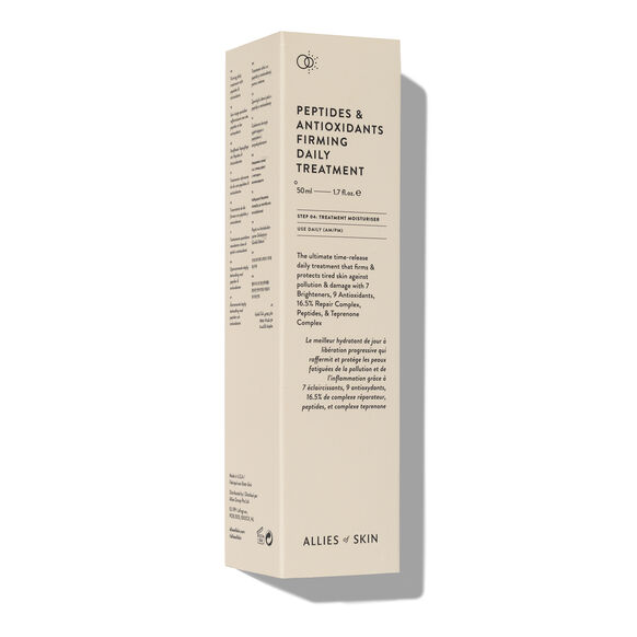 Peptides & Antioxidants Firming Daily Treatment, , large, image4