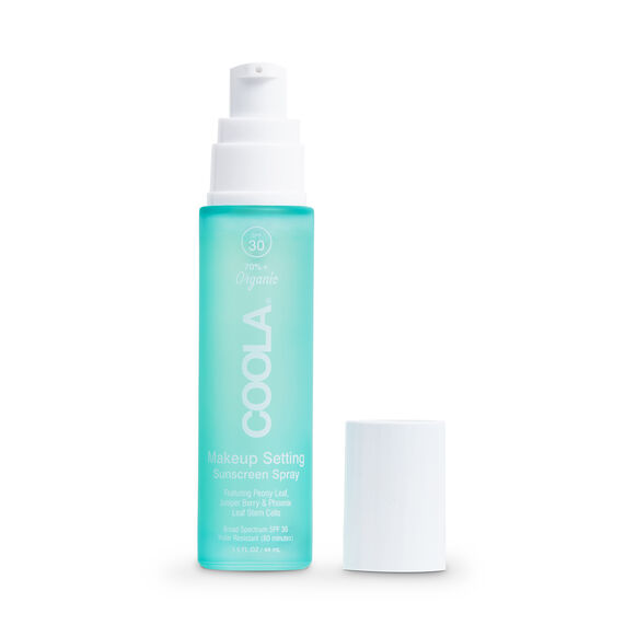 Makeup Setting Spray Organic Sunscreen SPF 30, , large, image2