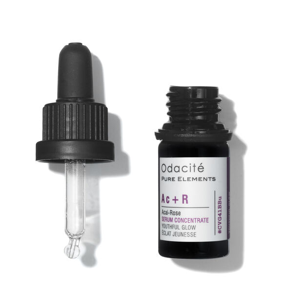 Ac+R Youthful Glow Serum Concentrate (Acai + Rose), , large, image2