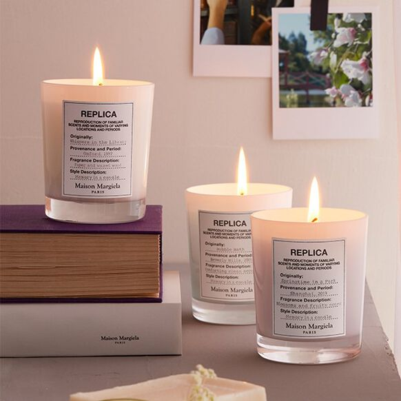 Replica Springtime in the Park Candle, , large, image4