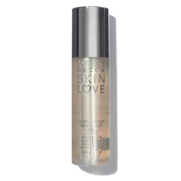 Skin Love Glow Shield Prime & Set Mist, , large, image1