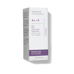 Ac+R Youthful Glow Serum Concentrate (Acai + Rose), , large