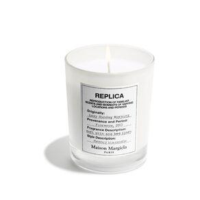 Replica Lazy Sunday Morning Candle, , large