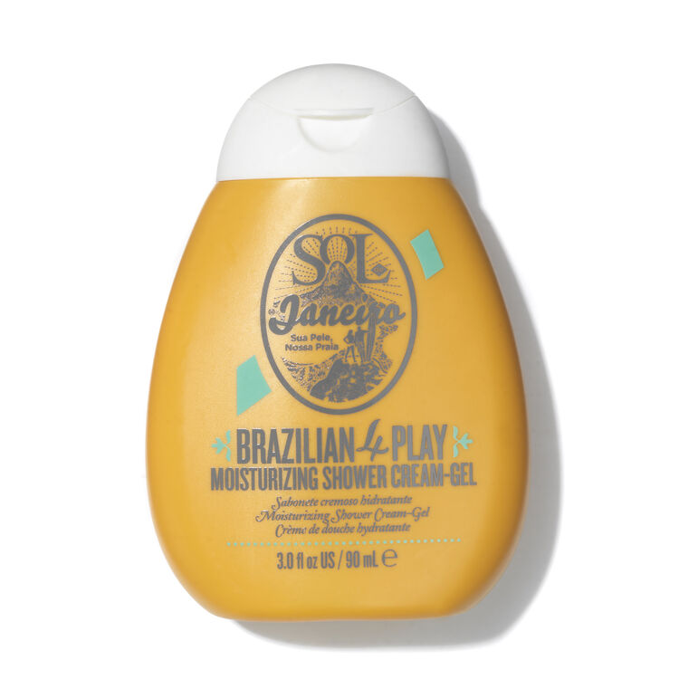 Brazilian 4-play Shower Cream Gel, , large