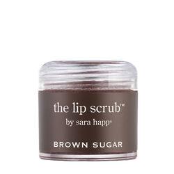 The Lip Scrub Brown Sugar, , large