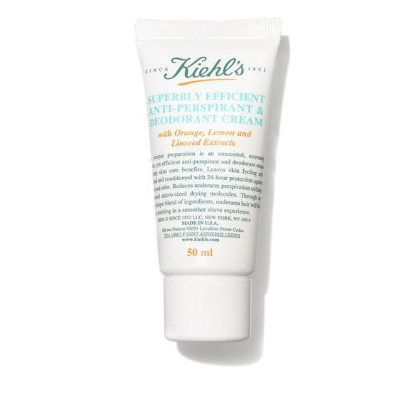 Superbly Efficient Anti-Perspirant and Deodorant Cream, , large, image_1
