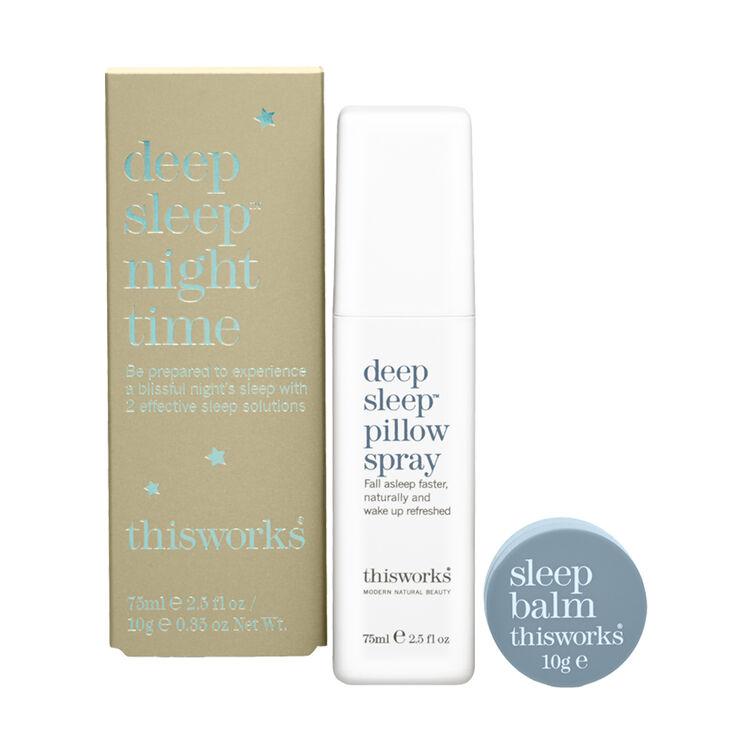 Deep Sleep Night Time, , large