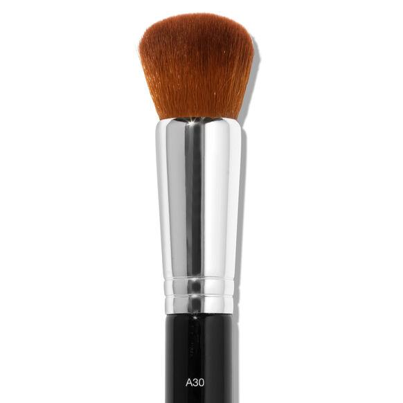 A30 Pro Brush Domed Kabuki Brush, , large, image2
