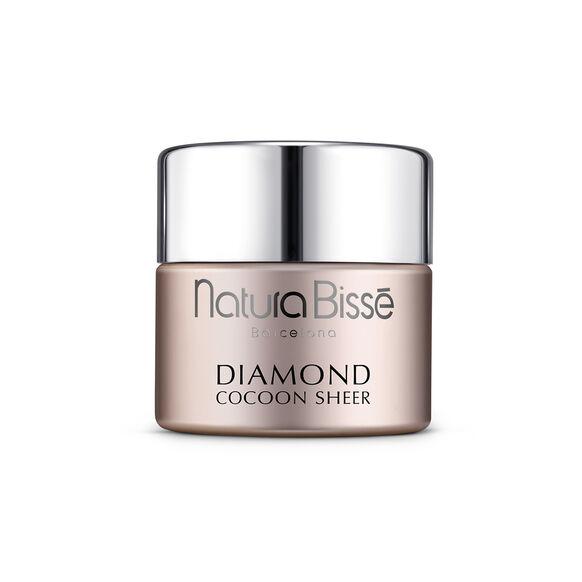 Diamond Cocoon Sheer Cream, , large, image1