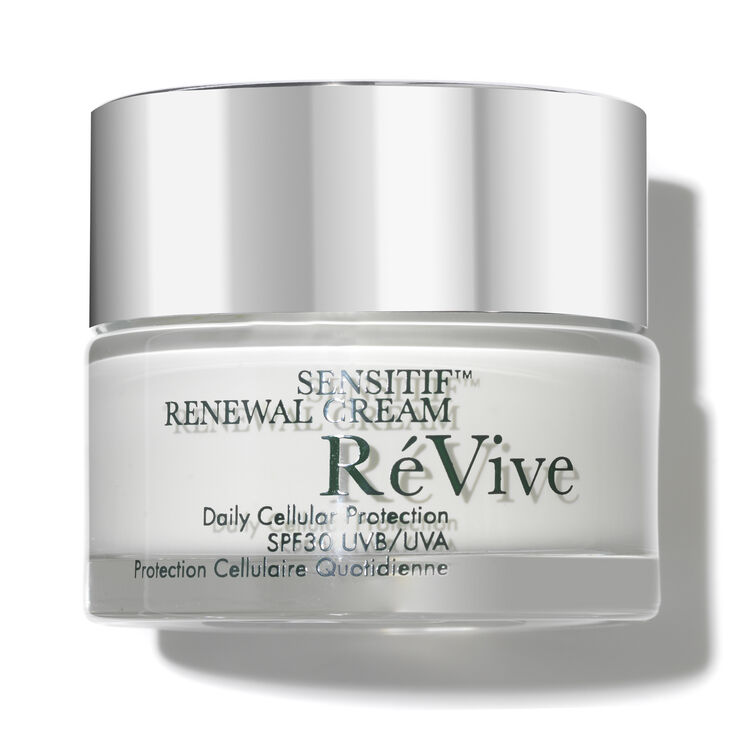 Sensitif Renewal Cream SPF30, , large