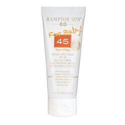 SPF 45 Natural for Baby, , large