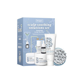 Scalp Revival Scalp Soothing Solutions Set Featuring Scalp Revival
