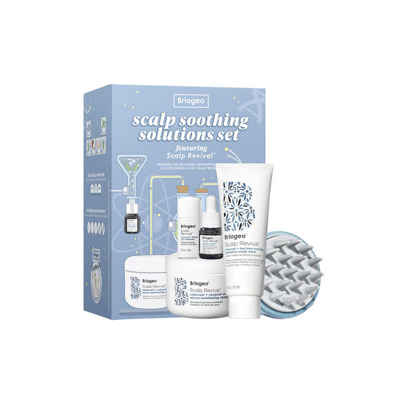 Scalp Revival Scalp Soothing Solutions Set Featuring Scalp Revival, , large, image1